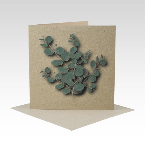 Eucalyptus Bunch - Card