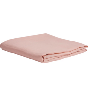 Linen Fitted Sheet - Dusk