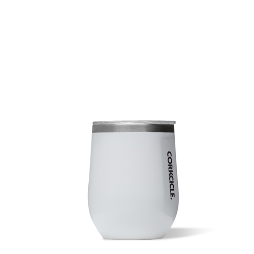 Corckcicle Tumbler - White Gloss