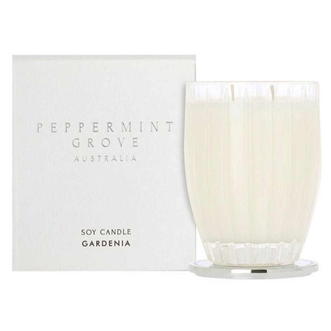 Peppermint Grove Candle - Gardenia