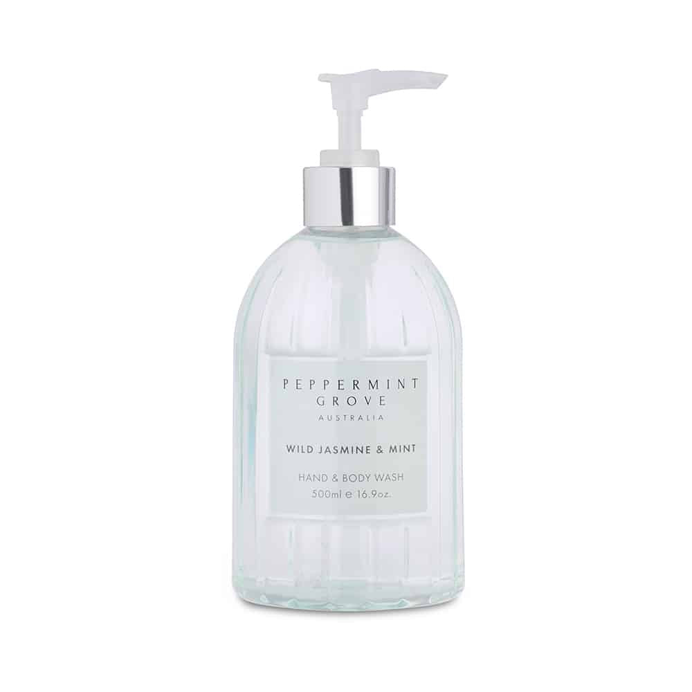 Peppermint Grove Hand and Body Wash - Wild Jasmine and Mint
