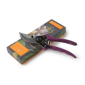 SALE -Burgon and Ball -  Passiflora Secateurs