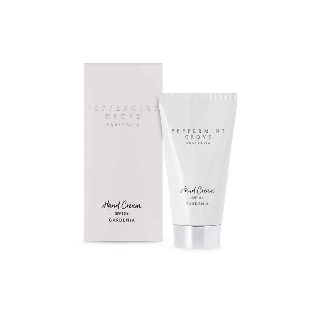 Peppermint Grove Hand Cream Tube - Gardenia