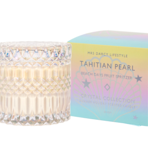 Mrs Darcy Candle - Tahitian Pearl