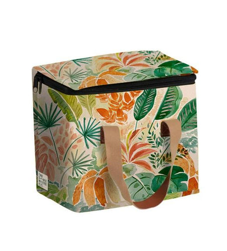 Caribbean Jungle Lunch Bag