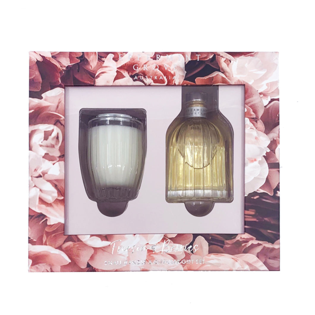 Peppermint Grove Freesia and Berry - Gift Pack