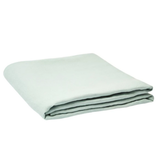 Linen Flat Sheet - Moonlight