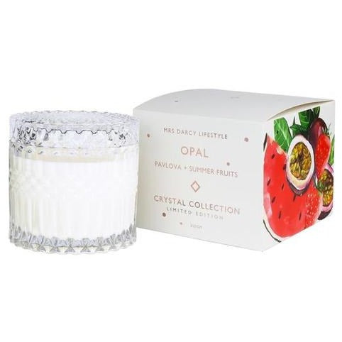 Mrs Darcy Candle - Opal
