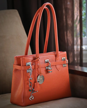The Amelia Satchel