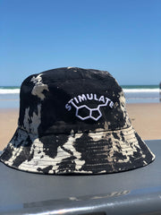 Bucket Hat | Bleach Dye
