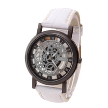 Load image into Gallery viewer, Men Luxury Stainless Steel Quartz Military Sport Leather Band Dial Wrist Watch