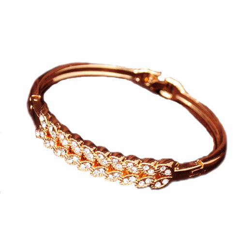18K Yellow Gold Plated Bracelet