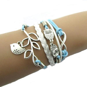 Three Little Birds Bracelet