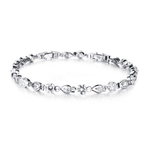 Shine Crystal tennis Bracelet