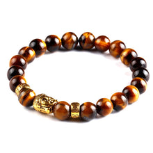 Load image into Gallery viewer, Tibetan Natural Stone Men's Bracelets