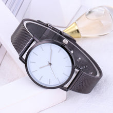 Load image into Gallery viewer, Luxury Watch Women Rose Gold Stainless Steel Women's Watches Fashion Quartz Wrist Watch