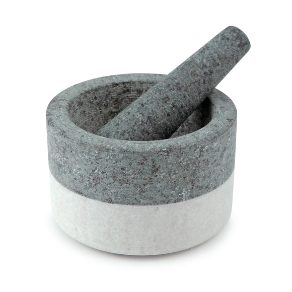 Swissmar Cilantro Two Toned Mortar and Pestle