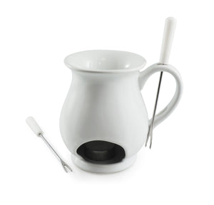 Chocolate Fondue Set | Indulge White | Swissmar