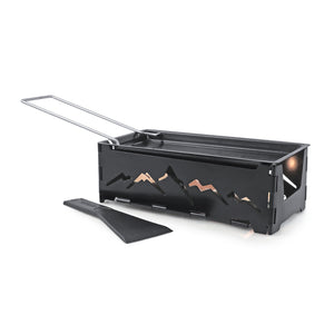 Swissmar Nordic Foldable Candlelight Raclette Product Shot