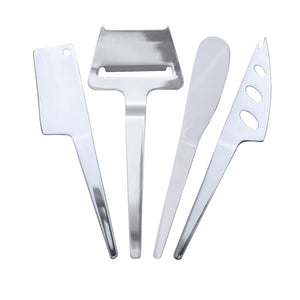 Cheese Knife Set | 4-Piece Slim-Line | Swissmar