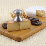 Cheese Holder | Stainless Steel | Swissmar