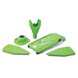 Borner V-Slicer product shot with inserts, safety holder and product holder green