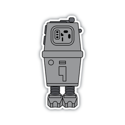 Gonk Droid Sticker