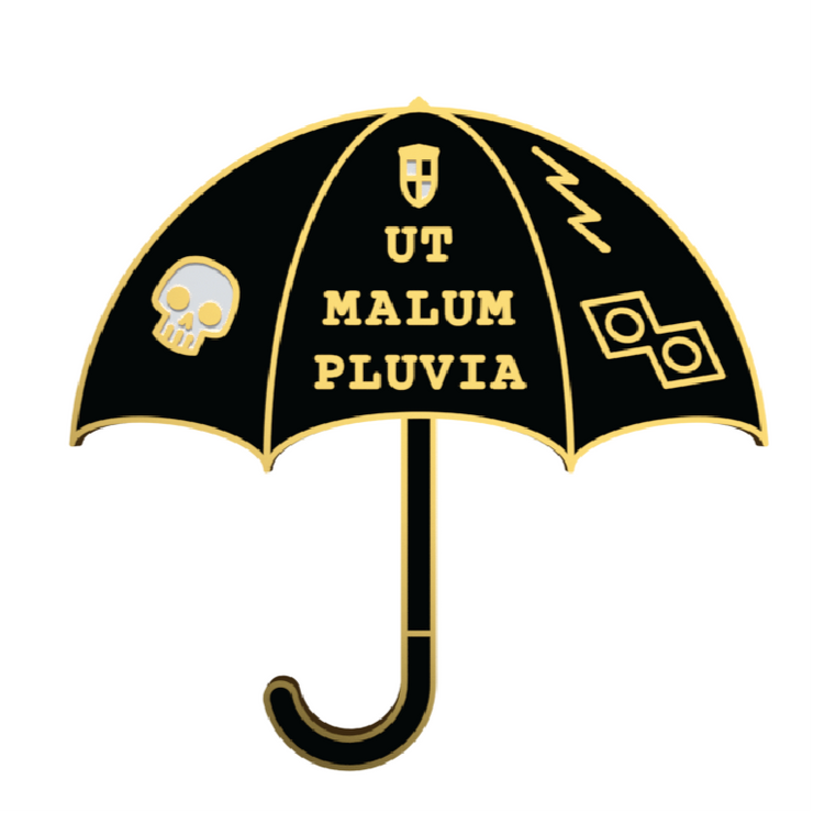 The Umbrella Academy - Enamel Pin