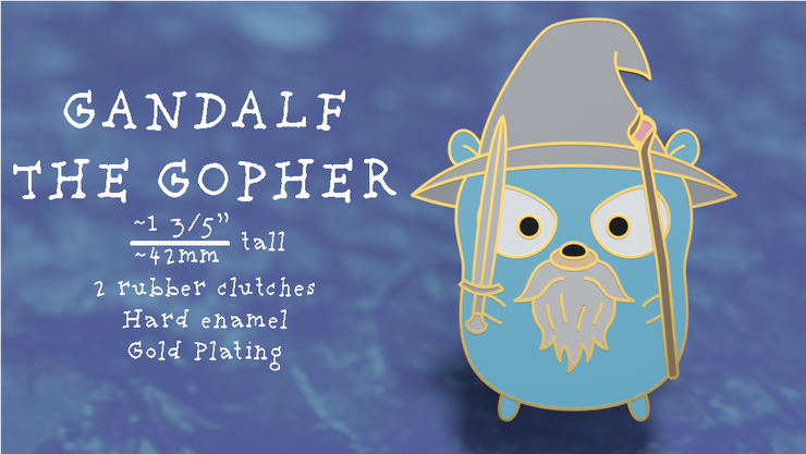 Gandalf the Gopher Second