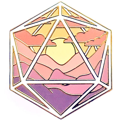 Sunset Dice Portal