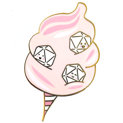 Fairy Dice Pin