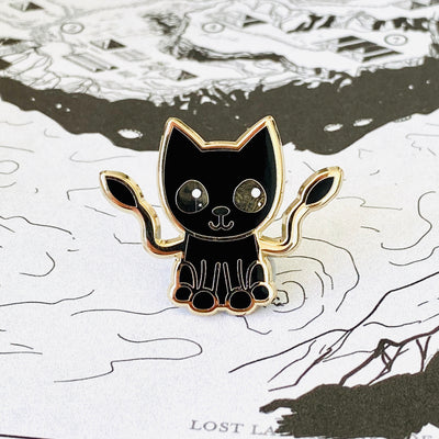 Kawaii Displacer Beast - Dungeons and Dragons Enamel Pin