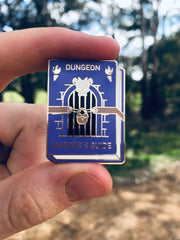 Dungeon Master's Guide D&D Pin