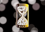 Glass Classes Bard Pin