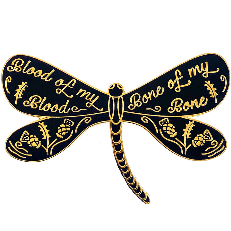 Blood of My Blood Pin