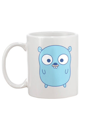 Greg the Gopher Mug