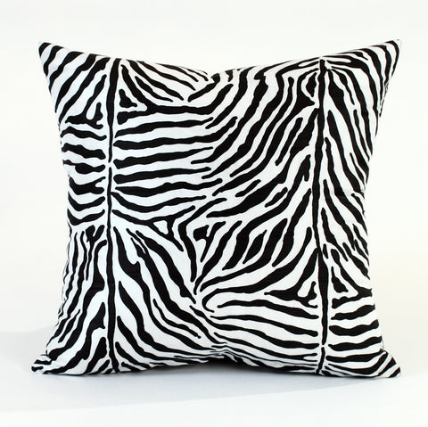 Animal Print Pillow Cover