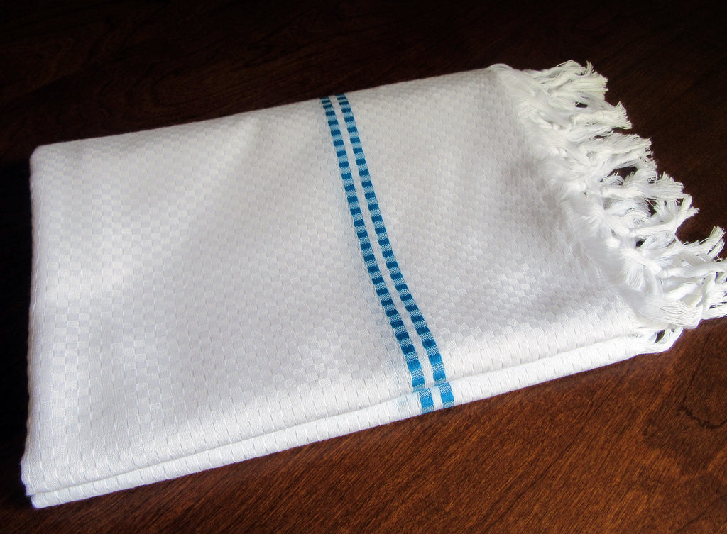 Cotton Flat Weave Towel