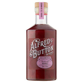 Alfred Button & Sons Mystical Shimmer Brilliantly Bramble Gin Liqueur 50cl