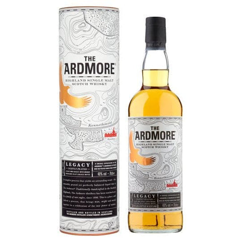 Ardmore The Legacy Single Malt Whisky 70cl