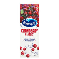Ocean Spray Cranberry Classic Juice Drink 6x1L