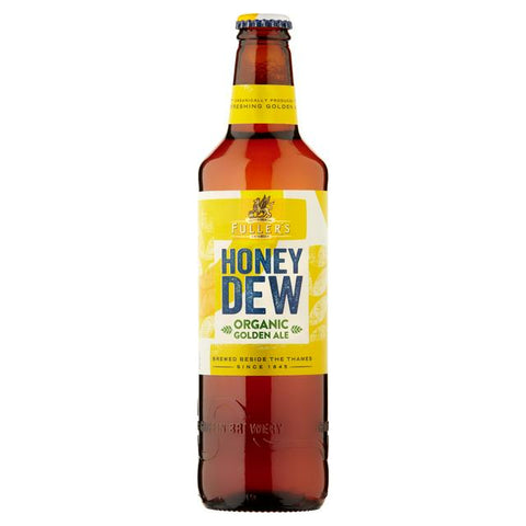 Fullers Organic Honey Dew Golden Ale 8 x 500ml