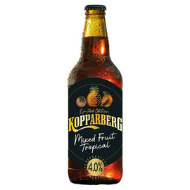 Kopparberg Premium Cider Mixed Fruit Tropical 15 x 500ml