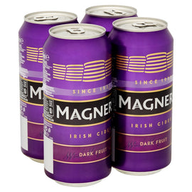 Magners Irish Cider Dark Fruit Cans 24 x 440ml