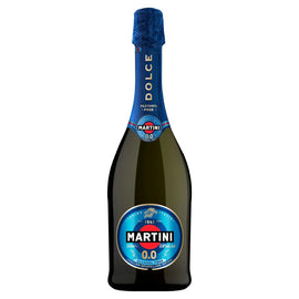 Martini Dolce 0.0 Alcohol Free Italian Sparkling Drink 75cl