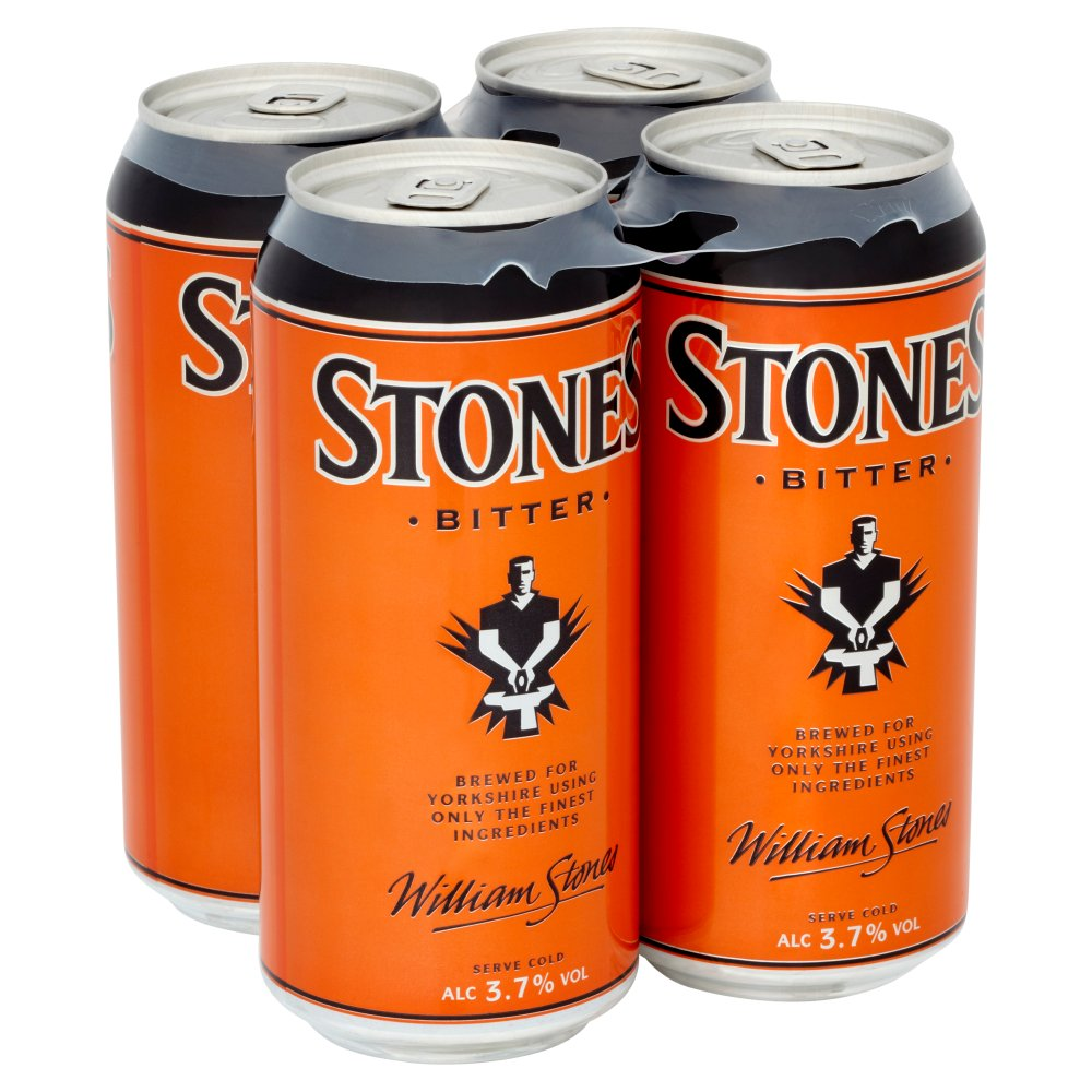 Stones Bitter 24 x 440ml Can