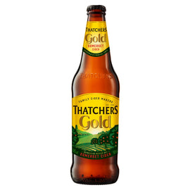 Thatchers Gold Cider 6 x 500ml