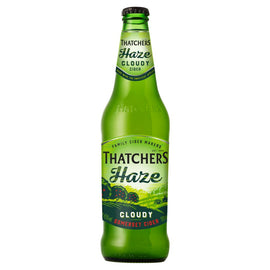 Thatchers Haze Cider 6 x 500ml Bottles