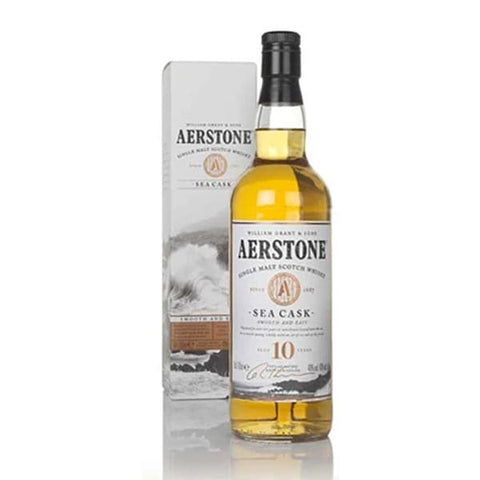 Aerstone Single Malt Scotch Whisky Aged 10 Years Sea Cask 70cl