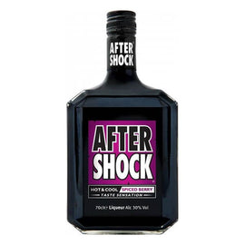 Aftershock Black Spiced Berry Schnapps 70cl